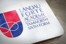 Tamworth Sixth Form Logo Mockup