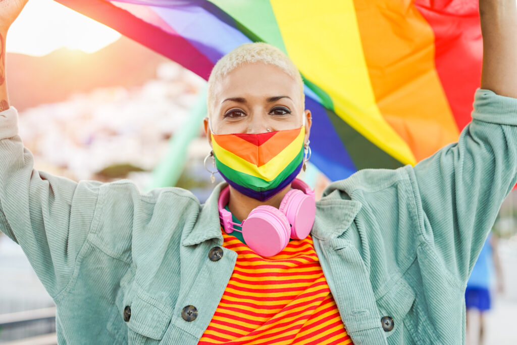 Campaign - Pride in LGBTQ+