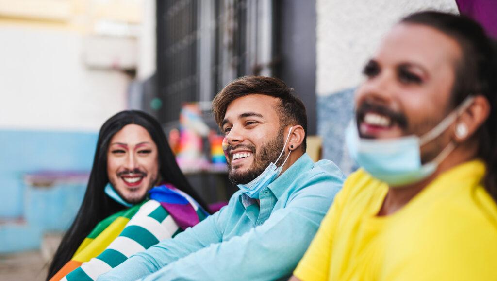 Campaign - Pride in Gender Identity